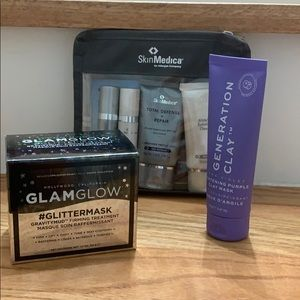 Glam glow Glitter Mask bundle